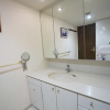 2LDK Apartment to Rent in Chuo-ku Washroom