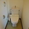 1DK Apartment to Rent in Shibuya-ku Toilet