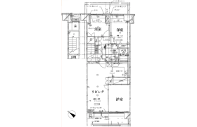 3LDK Apartment in Yokokawa - Sumida-ku