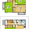 4LDK House to Buy in Kyoto-shi Ukyo-ku Floorplan