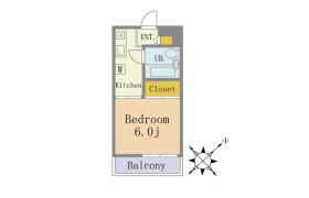 1K Apartment in Nishifuna - Funabashi-shi