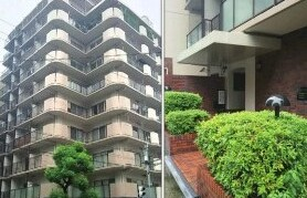 1R {building type} in Hamabedori - Kobe-shi Chuo-ku