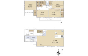 3SLDK {building type} in Susukino - Yokohama-shi Aoba-ku