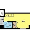 1R Apartment to Rent in Kawaguchi-shi Floorplan