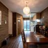 3DK 戸建て 京都市下京区 リビングルーム