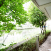 1K Apartment to Rent in Chuo-ku Balcony / Veranda
