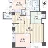 3LDK Apartment to Buy in Tokorozawa-shi Floorplan