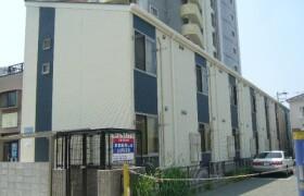 福岡市博多区千代-1K公寓