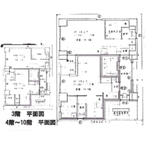 1R Mansion in Taito - Taito-ku Floorplan