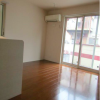 2LDK Terrace house to Rent in Komae-shi Living Room