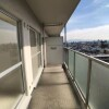 2LDK Apartment to Buy in Osaka-shi Asahi-ku Balcony / Veranda