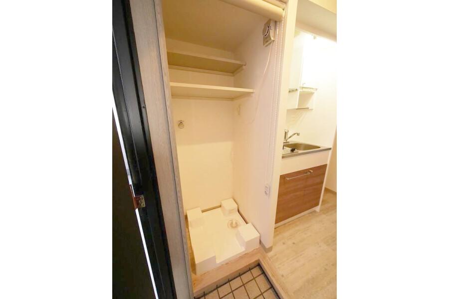 在福岡市中央区购买1K 公寓大厦的 内部