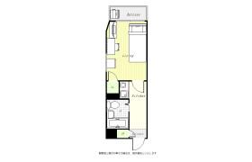 1K Mansion in Hachimancho - Fuchu-shi