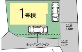 4LDK House in Iwatsukacho - Nagoya-shi Nakamura-ku