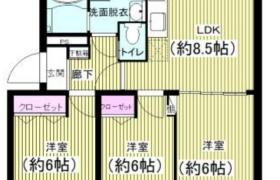 3LDK Mansion in Asahicho - Kashiwa-shi