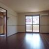3LDK Terrace house to Rent in Nisshin-shi Living Room