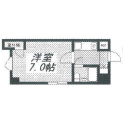 1K Mansion in Nishinakajima - Osaka-shi Yodogawa-ku Floorplan