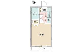 1K {building type} in Kyodo - Setagaya-ku