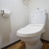 1R Apartment to Rent in Katsushika-ku Toilet