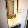 1K Apartment to Buy in Koto-ku Washroom