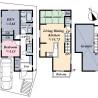 1SLDK House to Buy in Ota-ku Floorplan