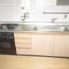 在富田林市購買3LDK 獨棟住宅的房產 廚房