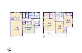 鴻巣市袋-4LDK{building type}