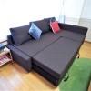 1LDK Apartment to Rent in Kobe-shi Chuo-ku Bedroom