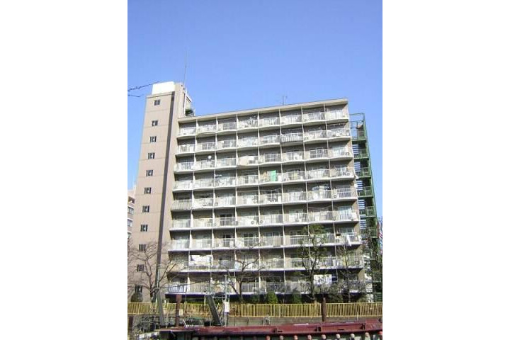 Shared Apartment to Rent in Chuo-ku Exterior