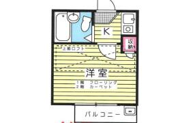 1R Apartment in Buzo - Saitama-shi Minami-ku