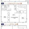 在墨田区购买楼房(整栋) 公寓的 楼层布局