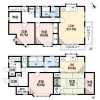 4LDK House to Buy in Kokubunji-shi Floorplan