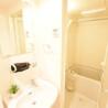 在大田區內租賃1K 公寓大廈 的房產 浴室