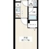 1K Apartment to Rent in Kawaguchi-shi Floorplan
