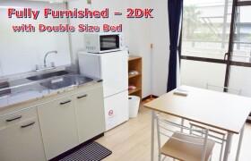 2DK Mansion in Tezukayamahigashi - Osaka-shi Sumiyoshi-ku