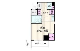 品川区 - 南大井 公寓 1K
