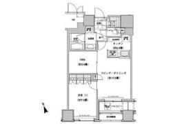 1SDK Mansion in Nishiikebukuro - Toshima-ku