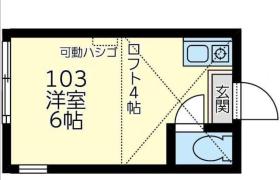 1R Apartment in Koyasudai - Yokohama-shi Kanagawa-ku