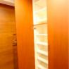 1K Apartment to Rent in Meguro-ku Storage