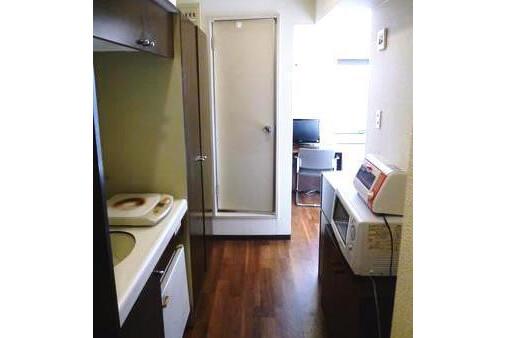 1R Apartment to Rent in Kita-ku Kitchen