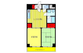 豊島区 池袋(1丁目) 2LDK マンション