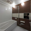 2LDK Apartment to Rent in Minato-ku Bathroom