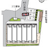 1R Apartment to Rent in Kita-ku Floorplan