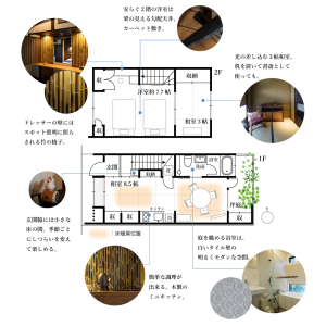 2LDK {building type} in Ikedonocho - Kyoto-shi Higashiyama-ku Floorplan