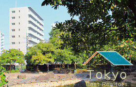1K Apartment in Kamiya - Kita-ku
