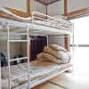 Shared Guesthouse to Rent in Taito-ku Bedroom