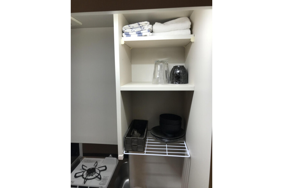 在Bunkyo-ku內租賃1K 公寓 的房產 廚房