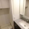 1R Apartment to Buy in Minato-ku Washroom