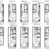 1K Apartment to Rent in Kumamoto-shi Chuo-ku Floorplan