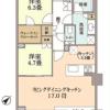 2LDK マンション 渋谷区 間取り